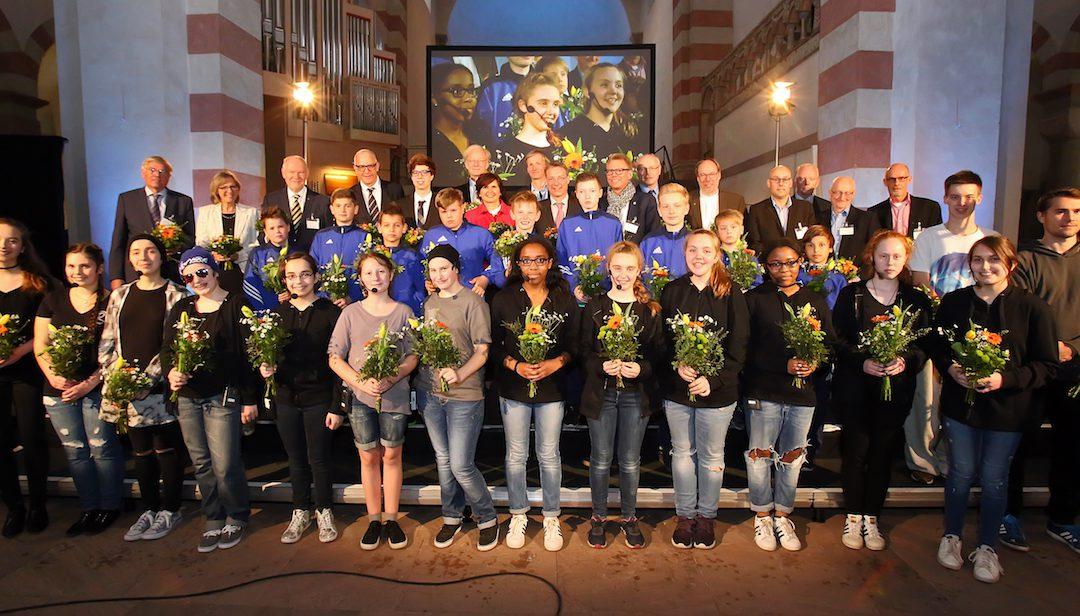 25. Geburtstag der Heinrich-Dammann-Stiftung