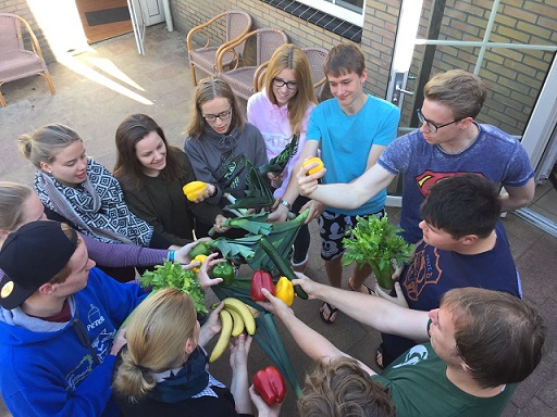 Mit dem Kochtopf auf den Dorfplatz – Nachhaltigkeit, grenzenlos und sinnstiftend