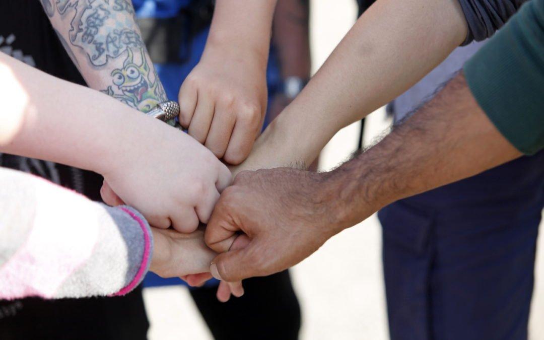 Trampolino – Ein Gruppenangebot für Kinder und Jugendliche von psychisch erkrankten Eltern