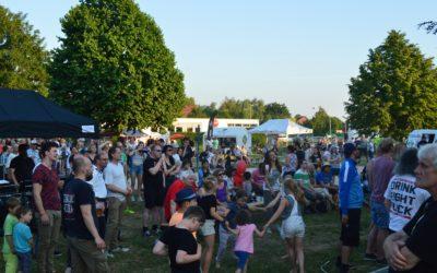 Das vierte Gänserock Festival
