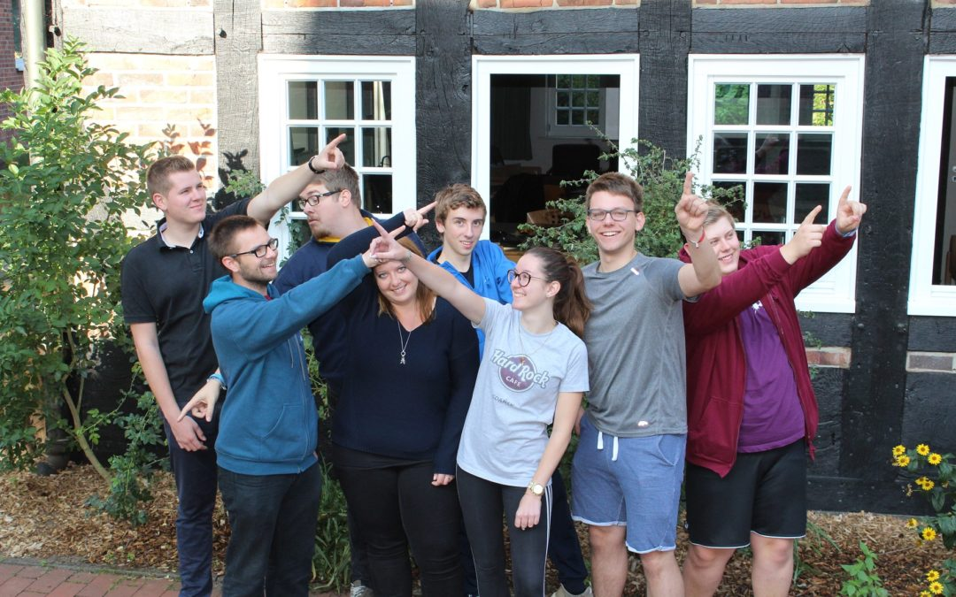 Es geht weiter bei der Jugendcrew – ein zweites arbeitsreiches Wochenende erfolgreich beendet