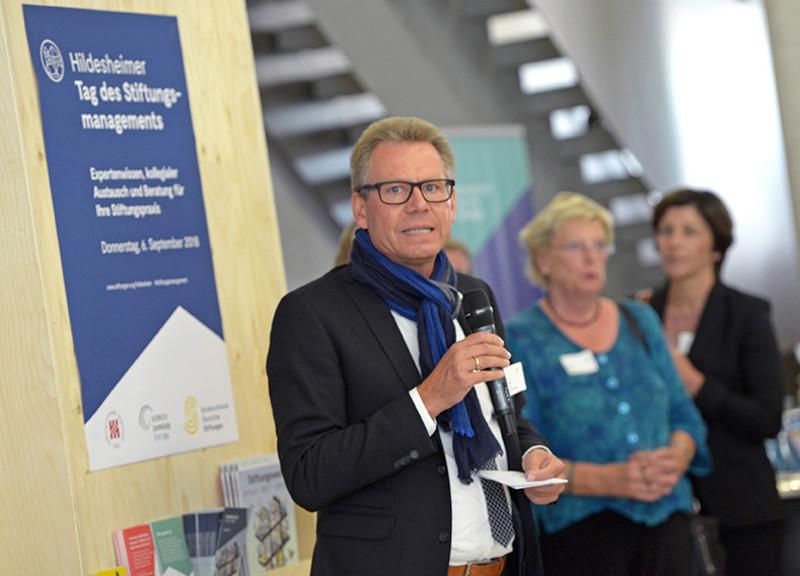 Hildesheimer Tag des Stiftungsmanagements