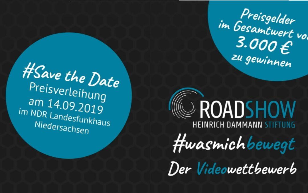 Roadshow #wasmichbewegt – Der Videowettbewerb