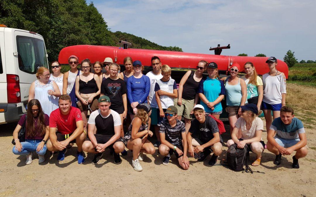 Internationales Jugendcamp 2018 Gronau (Leine) – Sommer der Jugend im Leinebergland