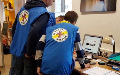 Lernort Bahnhof – Dialog macht Schule