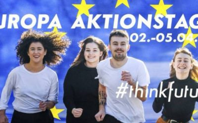 Die Europa Aktionstage – #THINKFUTURE