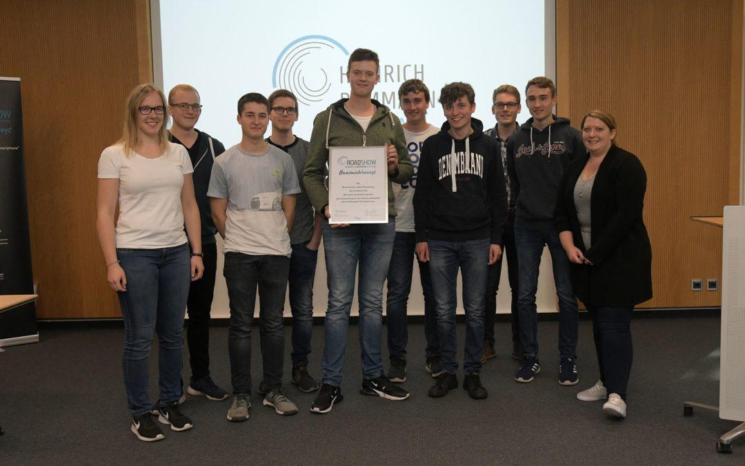 """""""Wir wollen bekannter werden"""" Innovationspreis für das Video der ökumenischen Jugend Hunteburg"""