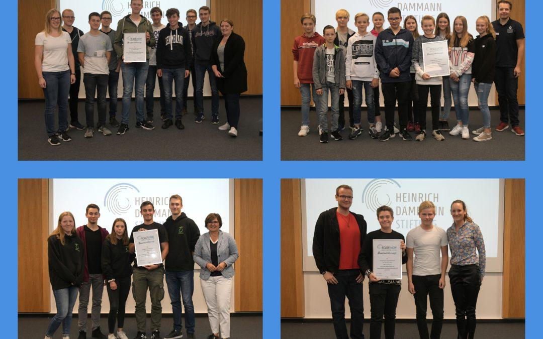 Die #wasmichbewegt Preisverleihung 2019 beim NDR in Hannover