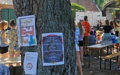 Erstes Jugendfestival in Elze
