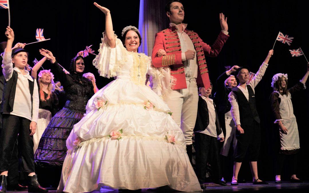 Albert und Victoria – generationsübergreifendes Musical