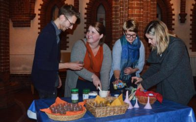 Lange Kirchennacht der Elisabethgemeinde Langenhagen