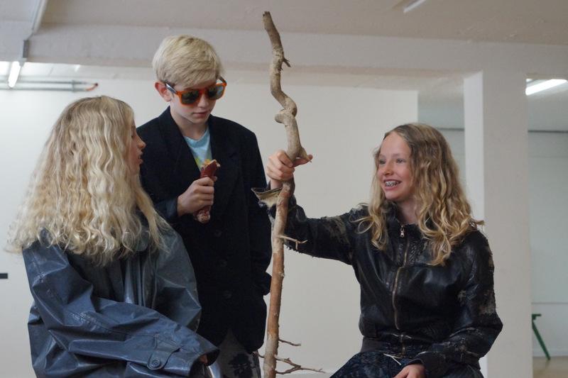 """""""Fang den Tod"""" – Workshop zum Thema Tod mit Bühnenstück"""
