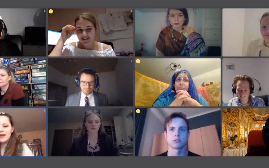 Kreativtätsfondue – Jugendarbeit online, geht das? – Die Evangelische Jugend Hameln-Pyrmont beweist es