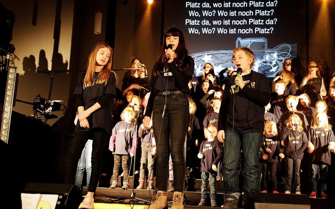 Platz da!? – Das Nordstädter Musicalprojekt