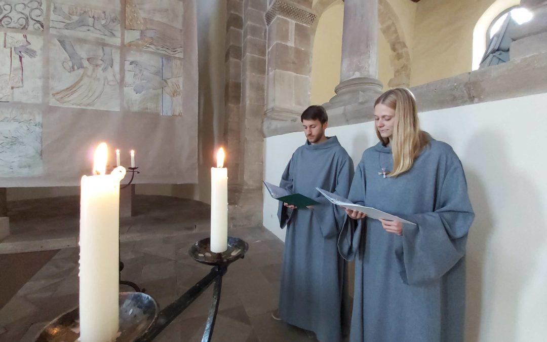 Kloster auf Zeit im Kloster Bursfelde