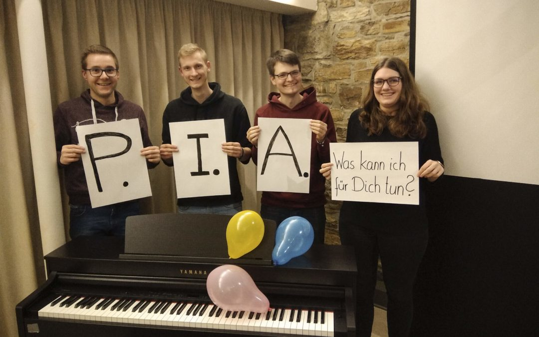"""P.I.A. – Was kann ich für Dich tun?"" – Musical in Osnabrück"