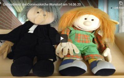 Kreativitätsfondue – Digitale Jugendarbeit in der Corvinuskirche Wunstorf